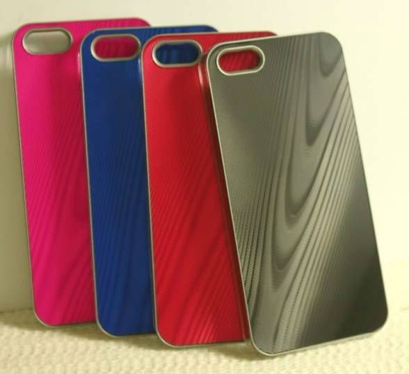 New Design Metal hard case aluminum case for iPhone 5 Protector