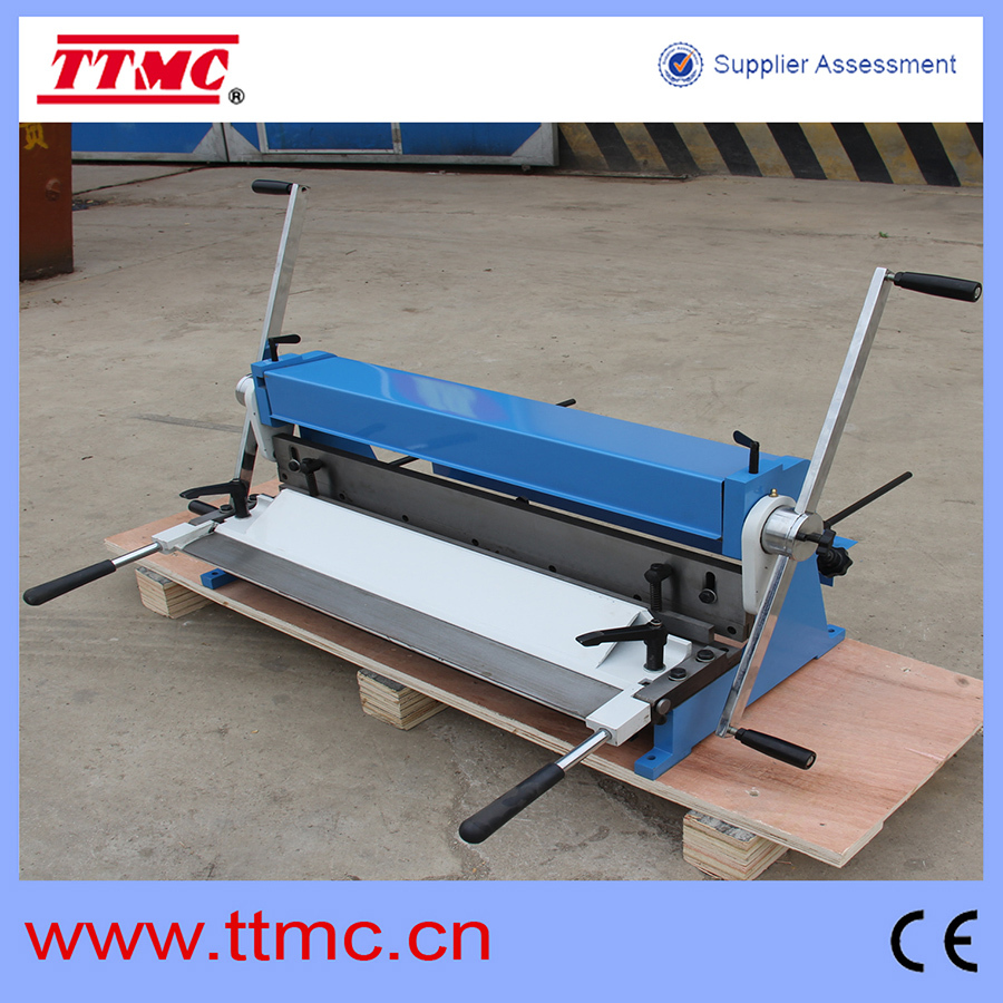 3-IN-1 /760A Combination Machine, TTMC sheet metal working machines