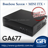 GA677-Mini ITX Computer Case for Mobile DVR and Car surveillance System