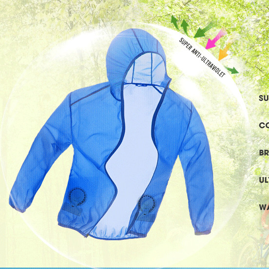 Fan cooling air conditioning clothes/vest/apparel/Uniform/workwear