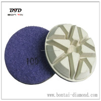 800 Grit Resin Bond Wet and Dry Polishing Blocks