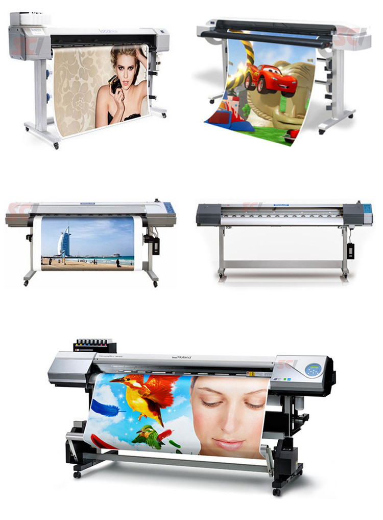 Outstanding image Printing no smearing compatible dx5 eco ink