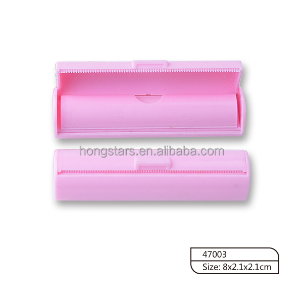 Japanese hot sale oil blotting paper in mini plastic case wth chain