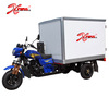 Water Cooled 200CC Motor Engine 200cc Cargo Tricycle Motorcycle 200cc Three Wheel bicycle 200cc Trike For Sale Xcargo200A