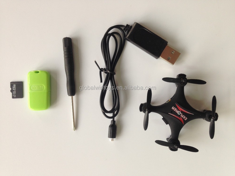GLOBAL DRONE GW009C 2.4g 4ch 6axis rc drone professional for aerial photography,mini quadcopter with hd camera
