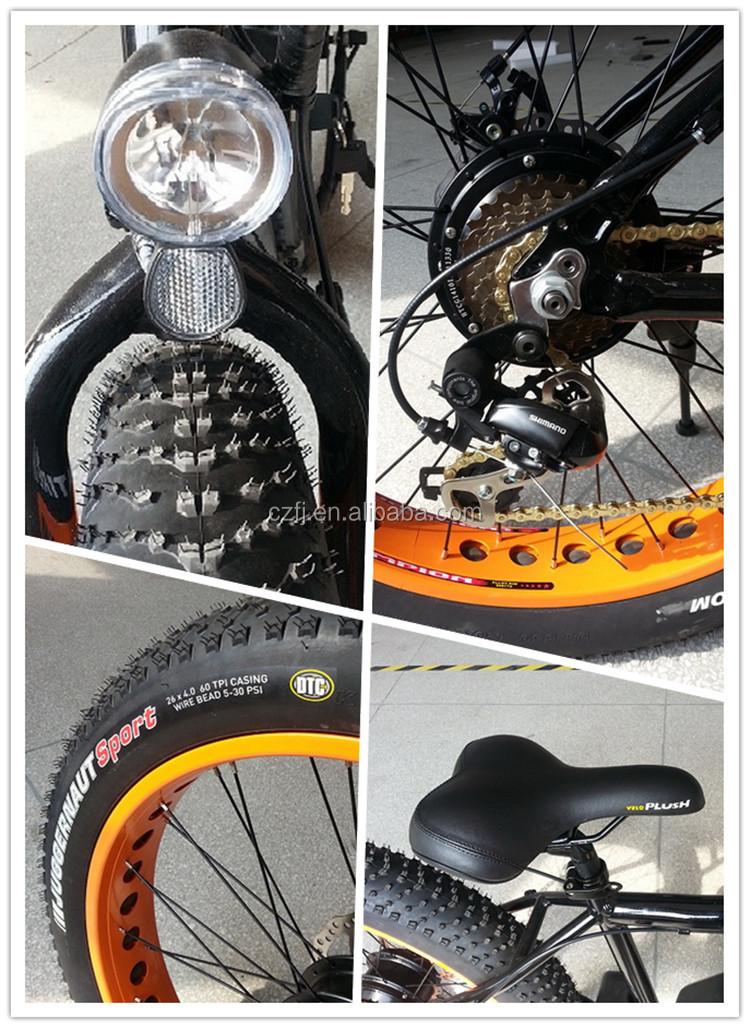 36v 13ah 350w mid motor drive fat tire electric bike tde07 for Mid motor electric bike