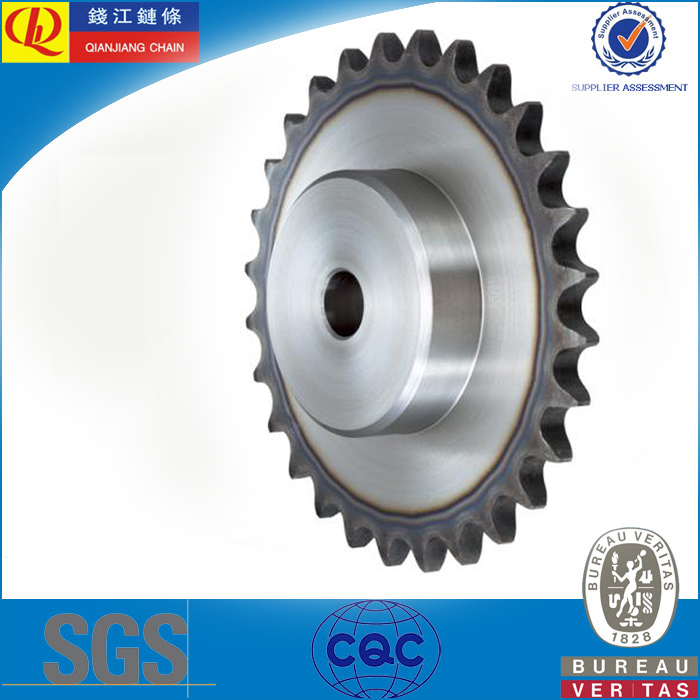 Manufacture Single Chain Sprocket Power Transmission Parts and Double Row Sprocket