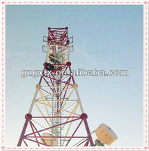 Lattice Self Supporting Steel Tower
