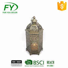 ML-2016 Wedding and Room decoration Moroccan Metal Lantern
