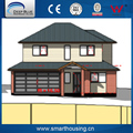 Earthquake-resistant Prefabricated light steel structure housing