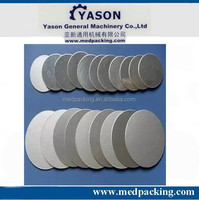 Aluminum foil laminated PE/PP/PET for making induction wads