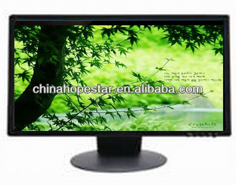 china factory cheap 22 inch wide tft lcd monitor