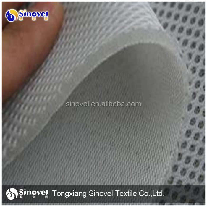 breathable <strong>material</strong> 3D mesh fabric for air mattress,decorative pillow, Motorcycle Seat Cover Fabric
