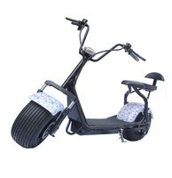 1000w 1500w 60v Lithium Battery Citycoco/seev/woqu Front Back Suspenison Fat Tire Electric Scooter/cheap E-scooter