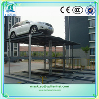 Lianhai automatic multilevel smart pit car parking system