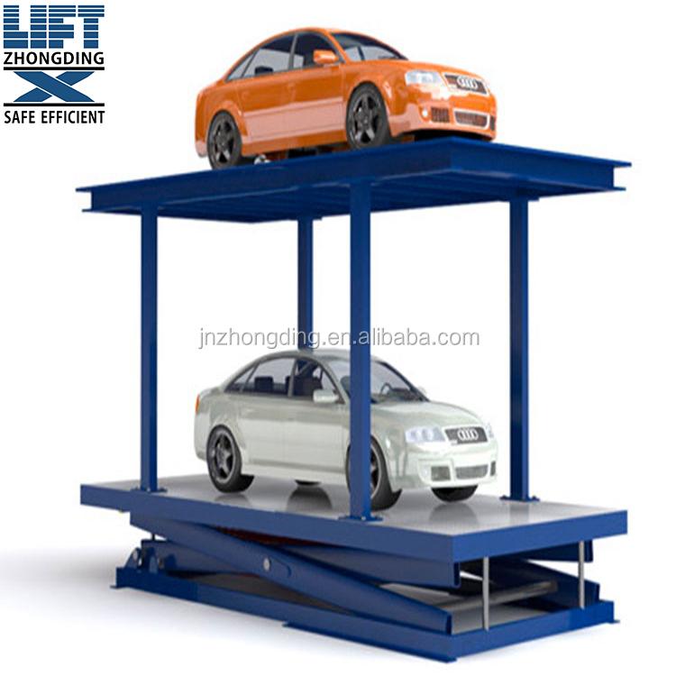 Hydraulic Car Lift >> Underground Garage Car Lift Hydraulic Car Elevator Scissor Platform Lift Buy Underground Garage Car Lift Hydraulic Car Elevator Scissor Platform