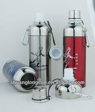 hot promo double wall ss sports water bottle for school