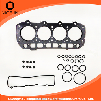 Auto parts full engine 6cta8.3 cylinder head gasket kit
