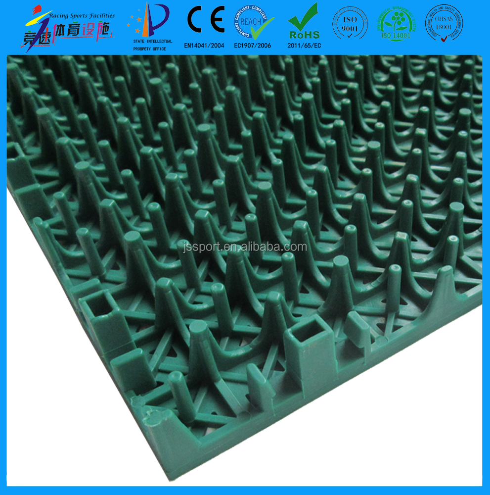 TKL3048-16 recycled economic environmental manufacture Modular Suspended Surface Game Court flooring