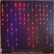 Battery Operated Decoration Curtain LED Copper Wire String Lights