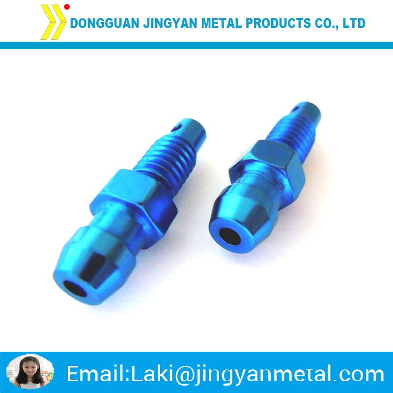 Alibaba china supplier non standard customized titanium screw bolt fasteners