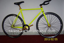 700C 2013 Single speed Colorful Fixed bike MICHE XPRESS bike fixed, CHROMOLY specialized single speed fixed gear road bike