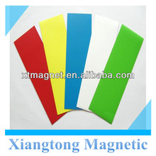 Customized Color Rubber Magnetic Strips