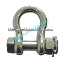 Rigging Hardware US Stainless Steel Bow