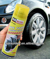 High-performance spray SP-655 professional wheel and tire cleaner