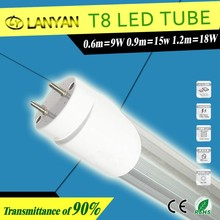 Green products led tube t8 t5 led tube t5 6500k 9w led tube t8 to t5 lamp cheap price for vietnam india