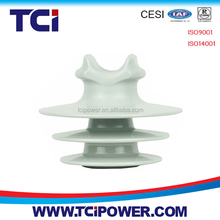 Electric ANSI C29 25kv 1pin Hole F Neck HDPE Insulator with TCI