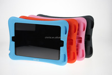 New fashion light weight laptop anti-collision computer unit-color silicone case for tablet