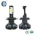 All-in-one Design Perfect Low Beam Pattern Automotive LED Headlights Car H4 H/L