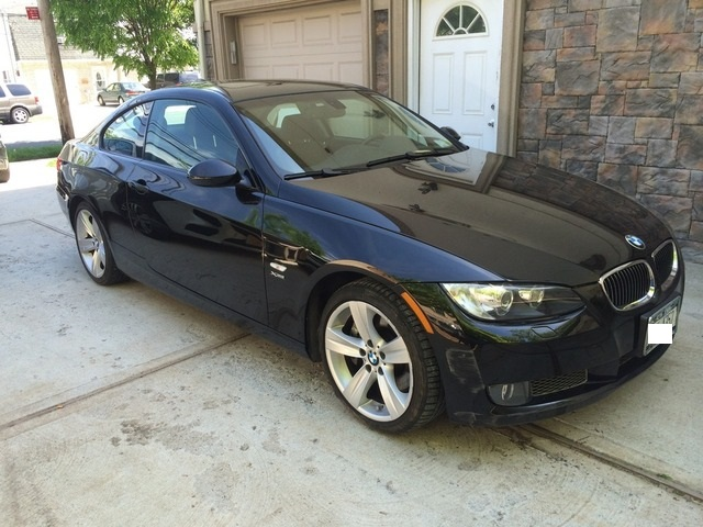 2009 BMW 3 Series 335xi AWD 2dr Coupe
