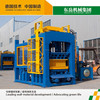 QT6-15B cement brick making machine and automatic fly ash interlock laying machine