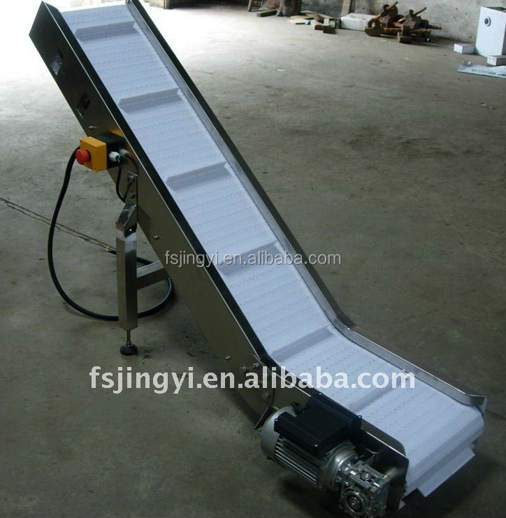 Food finished products discharge conveyor JY-T
