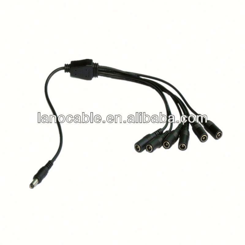 Reasonable price dc power cord cable assembly