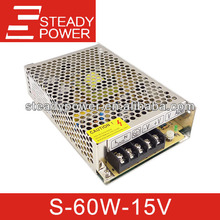 High quality 100% Guarantee 60w Meanwell Style 240v 24v Transformer