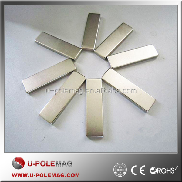 40SH The Strongest Bar F20x8x3mm NdFeB Magnet for DC Motor