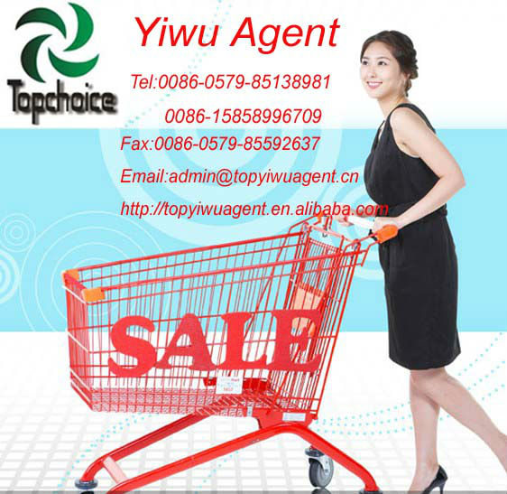 China yiwu futian market commission sourcing agent