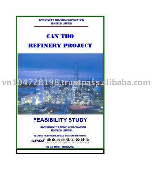 Oil Refinery Plan