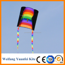 rainbow pocket kite for promotion