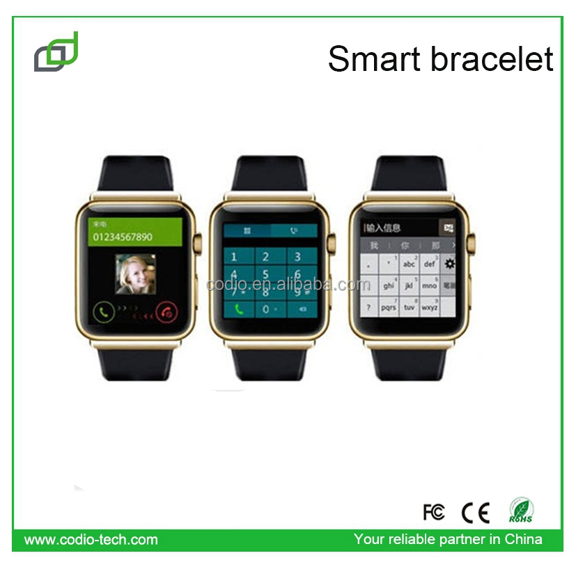 IOS Smartphones 3G GPS WIFI smart watch phone mobile