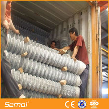 cheap high quality heavy duty chain link fencing with ISO 9001