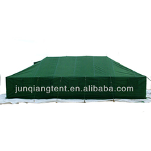 large outdoor works tent