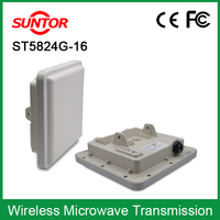 OFDM 5.8GHz / 2.4GHz 300mbps transmissor av wireless