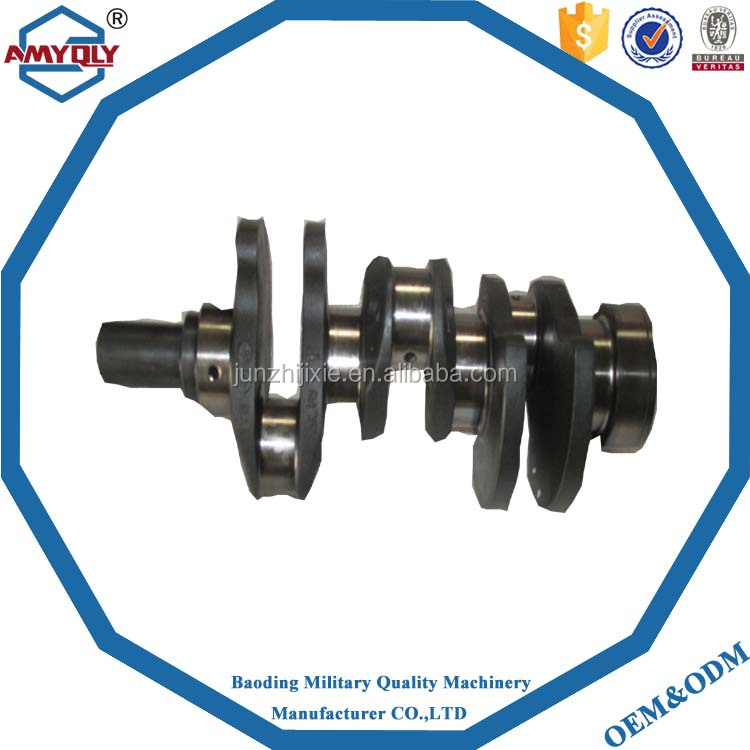 yangdong diesel engine parts truck crankshaft / used for truck crankshaft china manufacturer With High Quality