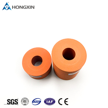 Heat transfer hot stamping silicone gel laminator rubber roller