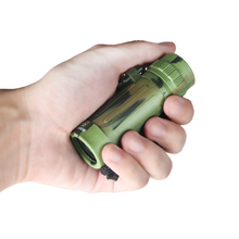 New Design Waterproof Army Green Night Vision Monocular