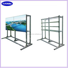 46 55 inch industrial class lcd screen led backlit videowall display with video wall stand and splitter